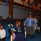 2015 Pastor and Wife's Appreciation